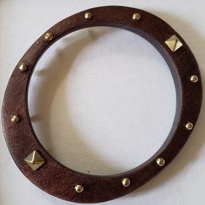 Jewelry - Wooden Bangle Set
